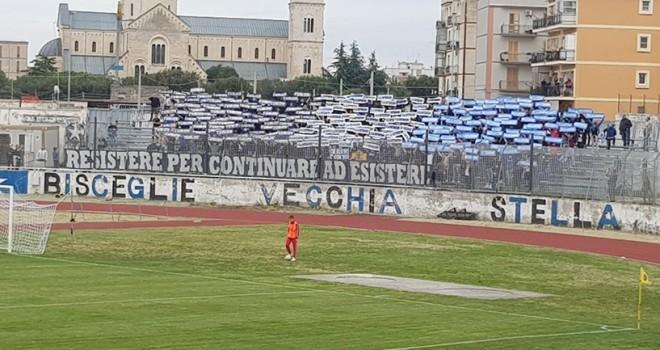 Paganese retrocessa in Serie D, il Bisceglie vince 4-3