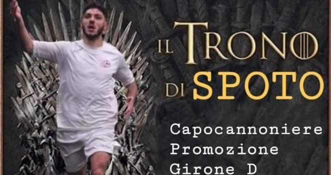 Spoto sul trono del Girone D