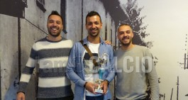 """Simone Negrello, il """"Bomber del Mese"""" con i 200 gol nel mirino"""