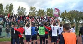 Play-off Prima: Viribus in finale (A), Marconia in Promozione (B)