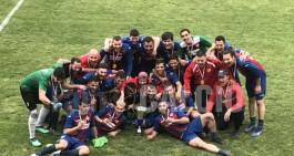 Fantastica Chiavazzese: la Coppa Piemonte è tua!