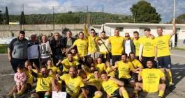 Corno d'oro promosso in Prima Categoria: il sogno è realtà
