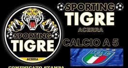 Sporting Tigre Acerra: rivoluzione in vista della prossima stagione