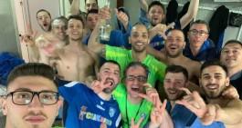 C5. Atletico Marcianise: battuto il Mondragone e promosso in Serie C