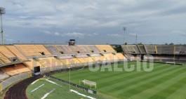 Lecce-Serie A: per lo stadio necessari interventi su luci e seggiolini