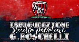 """Brutium Cosenza, a luglio l'inaugurazione dello stadio """"Boschelli"""""""