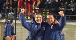 Ideale Bari, in panchina riconfermato il duo Giusto-Filannino
