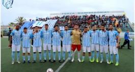 Il Manfredonia vince e vola in Promozione: poker al Canosa