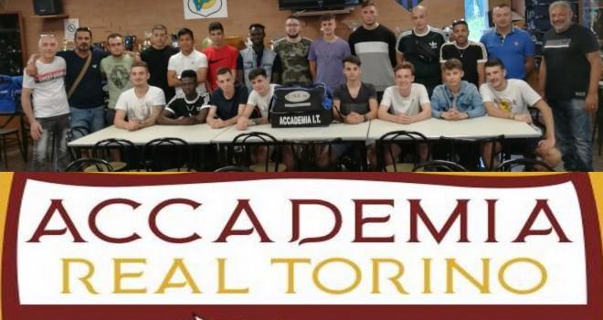 La nuova Accademia Real Torino