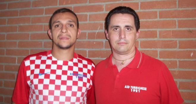 Bouzida e Giubertoni in maglia milanese
