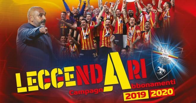 Abbonamenti Lecce 2019 2020