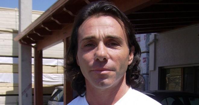 Il neotecnico Antonio Lomuscio