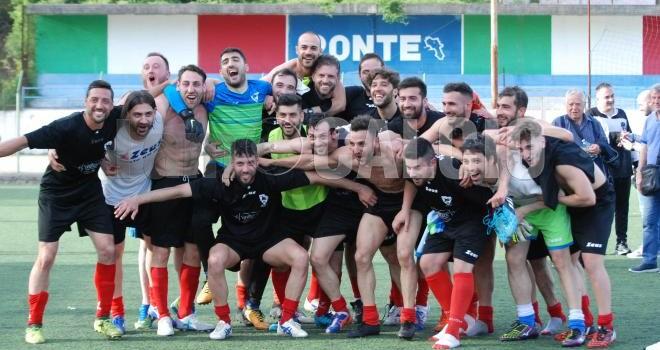 Pol. Puglianello-Falciano 1-0: i sanniti conquistano la Promozione