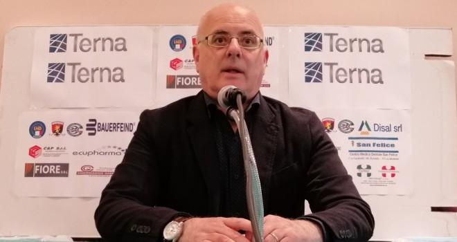 Egidio Sproviero presidente Castelluccio