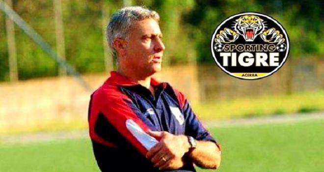Sporting Tigre Acerra. Sarà mister Pelliccia a sedere in panchina