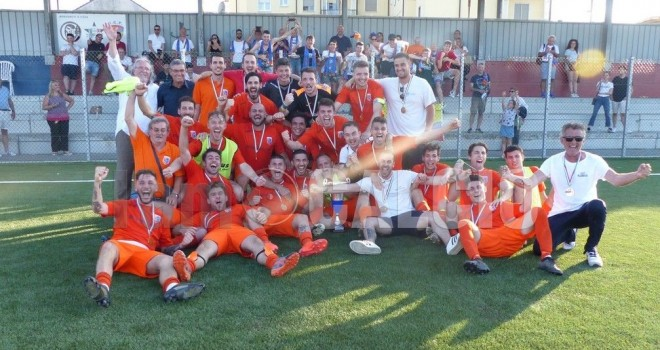 Coppa 2ª e 3ª, la finale sorride al Villarbasse