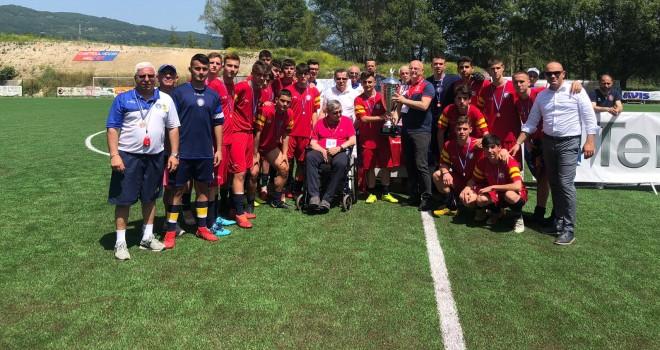 Figc Basilicata vince la Coppa Pollino