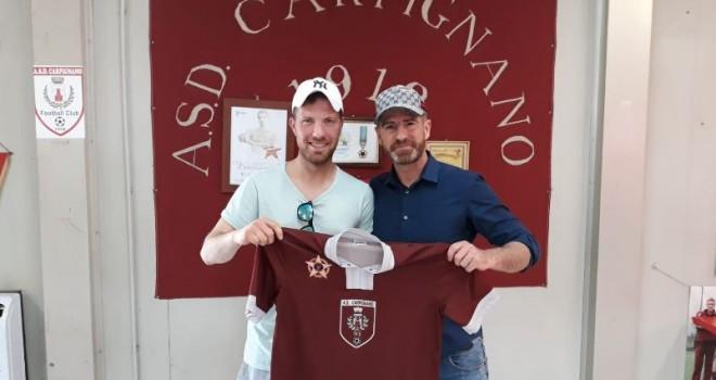 Torino con la nuova maglia
