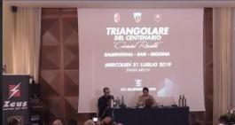 Salernitana: a luglio il triangolare del centenario con Bari e Reggina