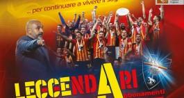 Lecce, abbonamenti: da oggi spazio (anche) agli abbonati solo in B