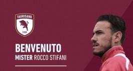 Taurisano: il nuovo allenatore è Rocco Stifani