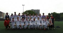 Barcanova-Sizzano 0-0: rossoblù ad 1 punto dalla Promozione