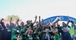 L'Avellino è Campione d'Italia Serie D