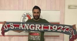 Angri: conferma per il bomber Tarallo, salutano due calciatori
