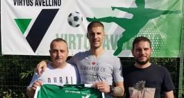 Virtus Avellino, ufficiale il primo colpo: è un attaccante