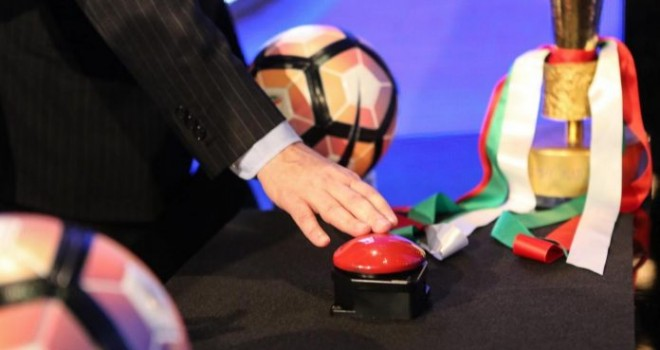 Sorteggio calendario Serie A 19 20