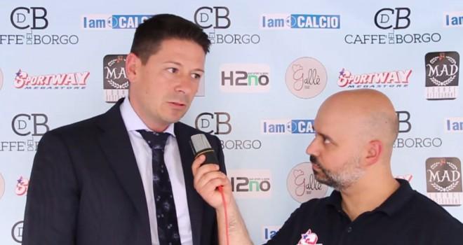 Raffaele Zacchera, presidente bavenese