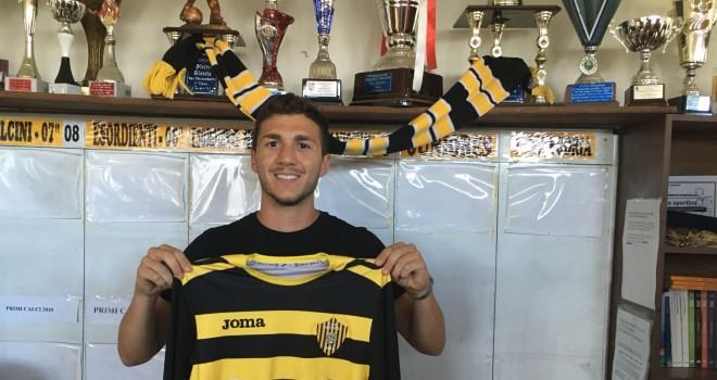 Edoardo Maggiolo resta giallonero