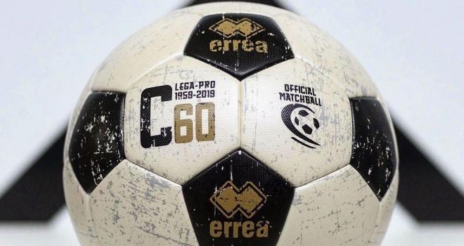 Il nuovo pallone della Serie C '19/'20