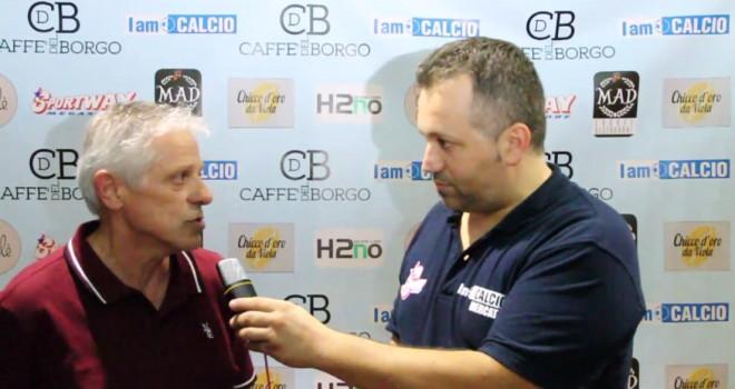 Claudio Ferrari per IamCalcio