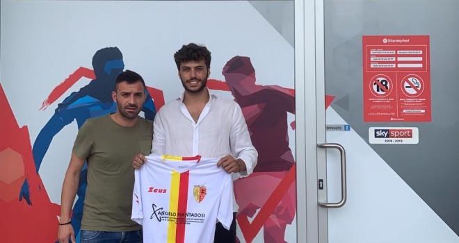 Il Tufara Valle puntella la difesa con un ex Sporting Pietrelcina