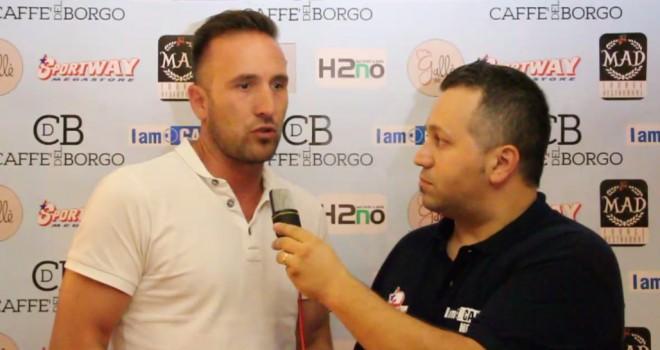 Esclusivo: Moreno Zebi ad #IamCalciomercato