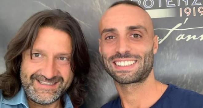 Un nuovo attaccante per il Potenza: é il 33enne Antonio Isgró