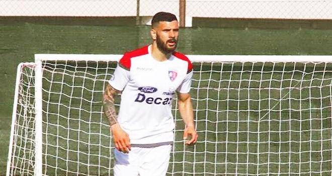 Il neo rossoblù Alessandro Dalmazzi