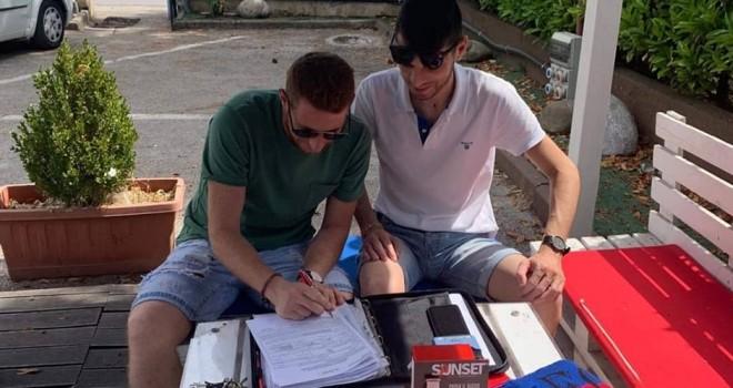 Piscopia firma il rinnovo col Paternicum