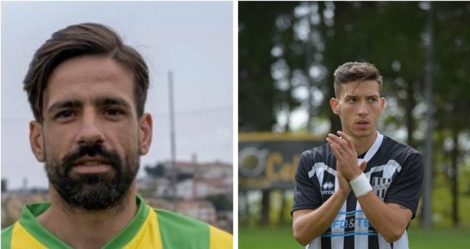 Gianluca Saurino e Michele Marino