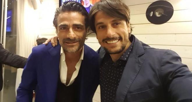 Lorenzo Tafuni e Tonio Chisena