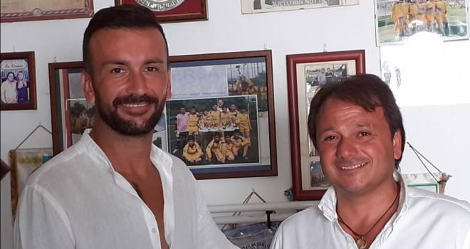 Il neo-acquisto Nicola Panico