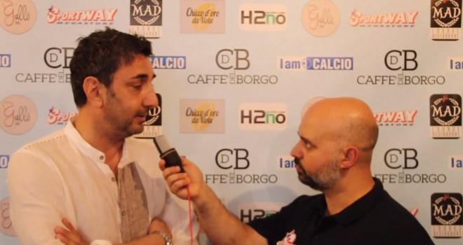 Umberto Fanelli, tecnico dell'Arona