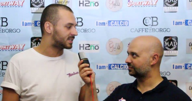 Mattia Ganci, di ritorno a Momo