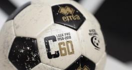 Erreà C60, il nuovo pallone della Serie C
