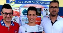 Il Bianzè cede un centrocampista allo J.Pontestura