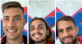 Potenza, confermato Jacopo Murano Arrivano Silvestri e Ferri Marini