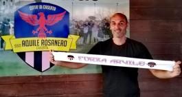Aquile Rosanero Caserta. Firma un difensore con un passato in Serie C