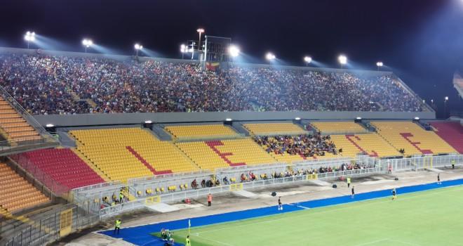 Lecce-Salernitana 4-0: giallorossi al quarto turno di Coppa