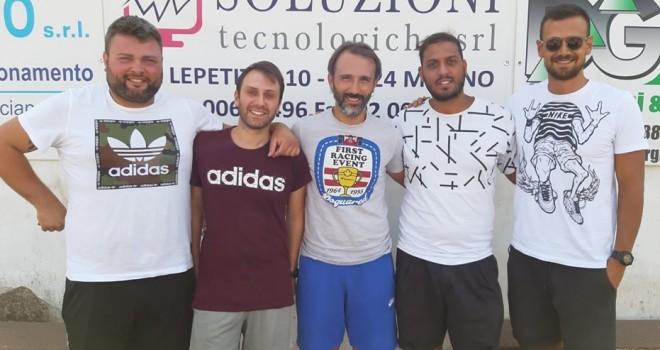 San Vitaliano: ufficializzato lo staff tecnico
